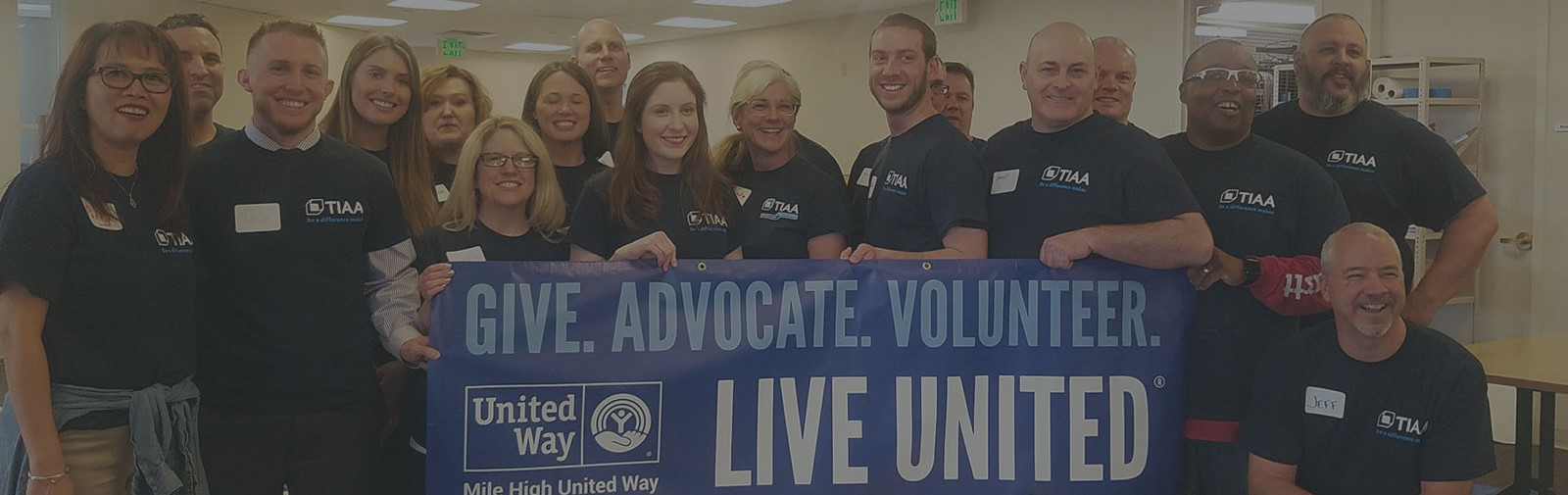 Become a Mile High United Way Corporate Volunteer Partner today!