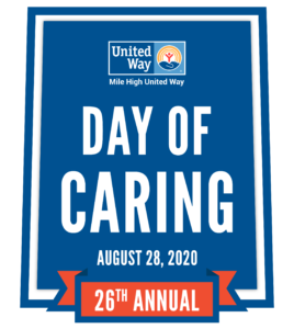 Join us for the 26th Annual Day of Caring - Volunteer event in Boulder and Broomfield - Mile High United Way