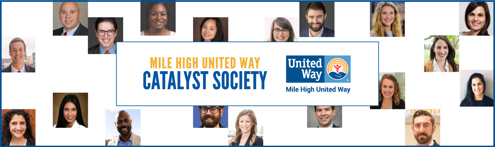 Learn more about joining Catalyst Society with Mile High United Way