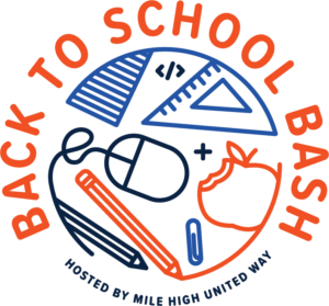 Back to School Bash with Mile High United Way - logo
