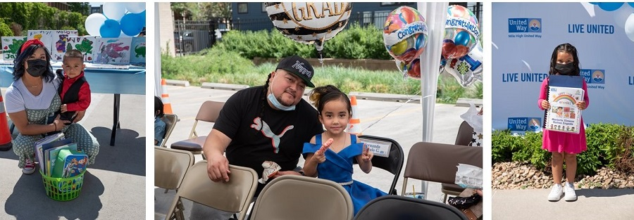 Celebrating Early Childhood Education Milestones - HIPPY Program with Mile High United Way