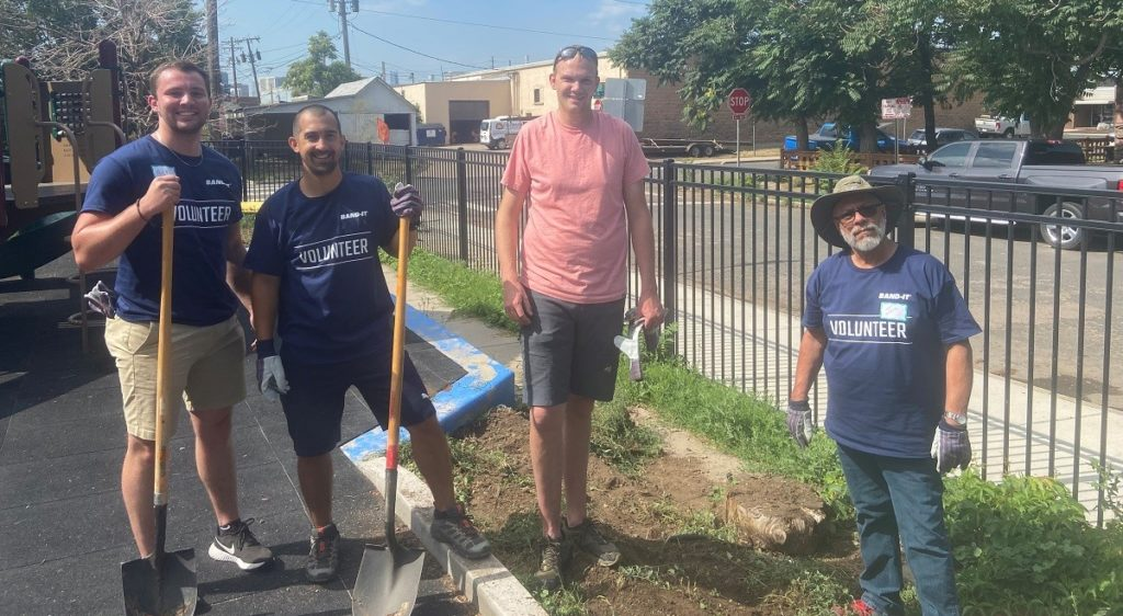 Corporate Volunteerism with Mile High United Way